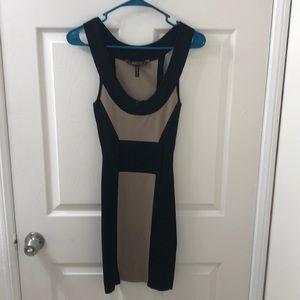 BCBG sexy fitted bandage dress XS